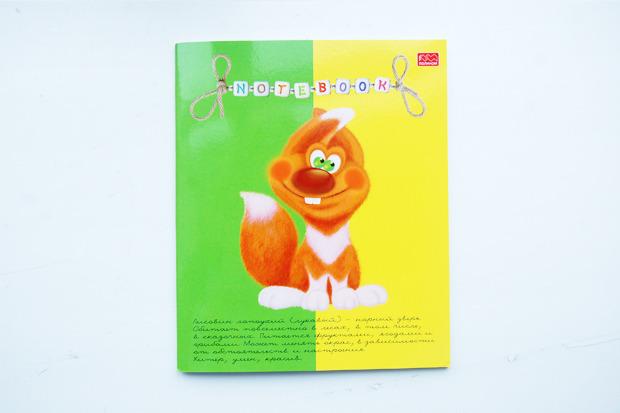 Тетрадь 48 листов, 25 рублей 50 копеек. Изображение № 10.