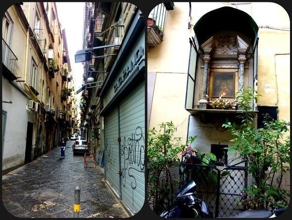 Улочки Неаполя. Изображение № 5.