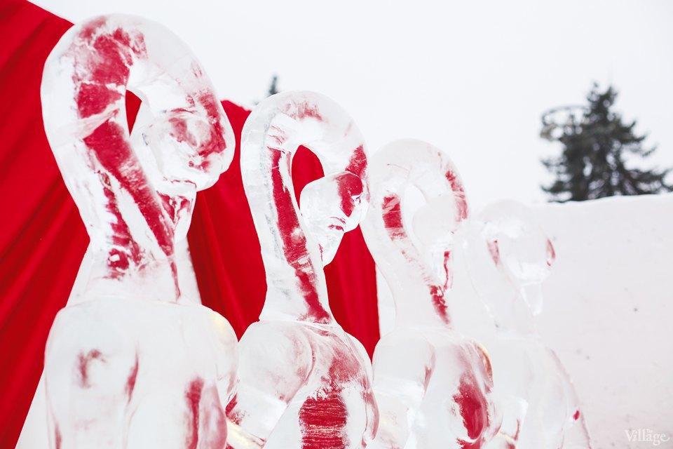 Ледянойлабиринт на ВВЦ. Изображение № 3.