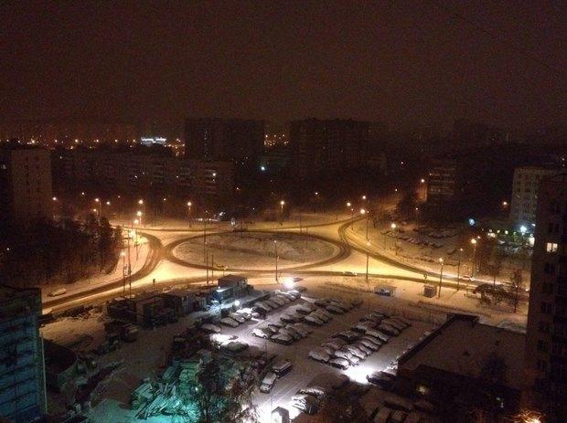 Зима в Москве. Изображение № 3.