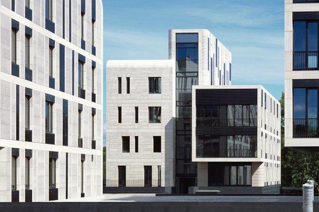 Строиться по одному: 12удачных примеров современной петербургской архитектуры. Изображение № 22.