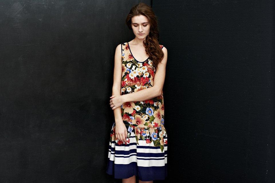 Вещи недели: 12 платьев сцветочным принтом. Изображение № 12.