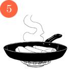 Рецепты шефов: Овощной спринг-ролл. Изображение № 8.