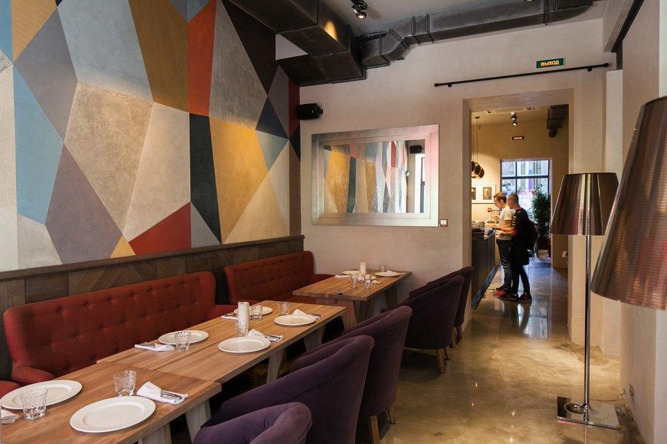 Bar27 и ресторан GooseGoose наБольшой Конюшенной . Изображение № 3.