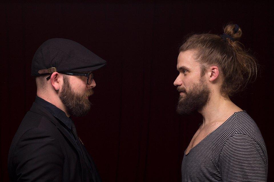 Участники российского чемпионата бородачей иусачей. Изображение № 1.