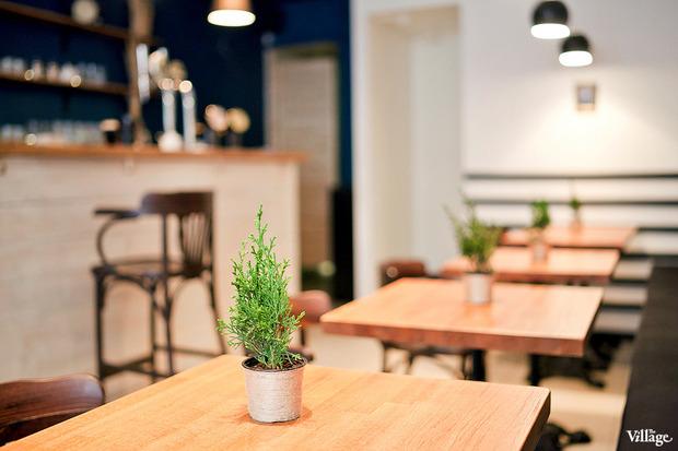 Новое место (Петербург): Кафе-бар Wood. Изображение № 23.