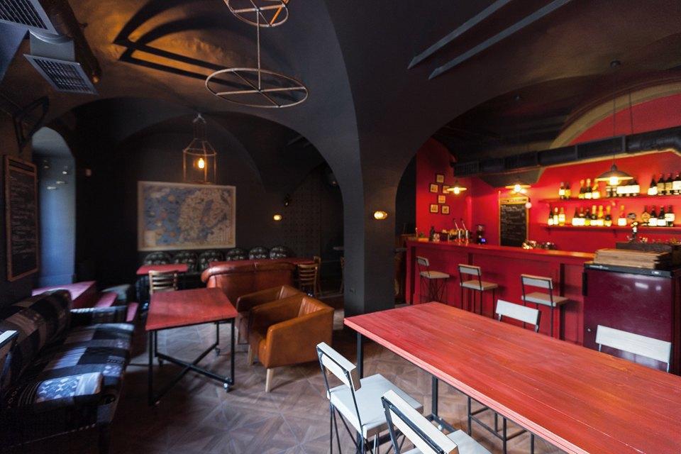 Винный бар prostovino в«Третьем кластере». Изображение № 1.