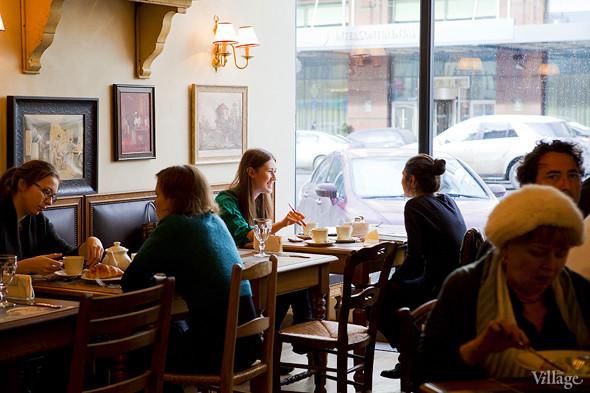 Новое место: кафе и пекарня Paul. Изображение № 14.