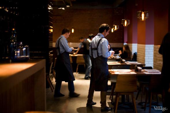 Перед открытием: репортаж из бургер-бара Corner Burger. Изображение № 5.