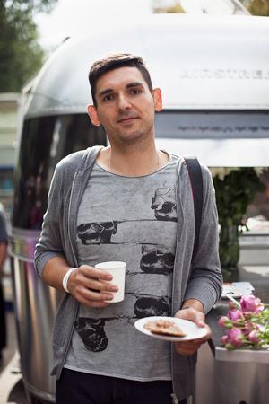 Люди в городе: Посетители фестиваля «Праздник Еды». Изображение № 2.