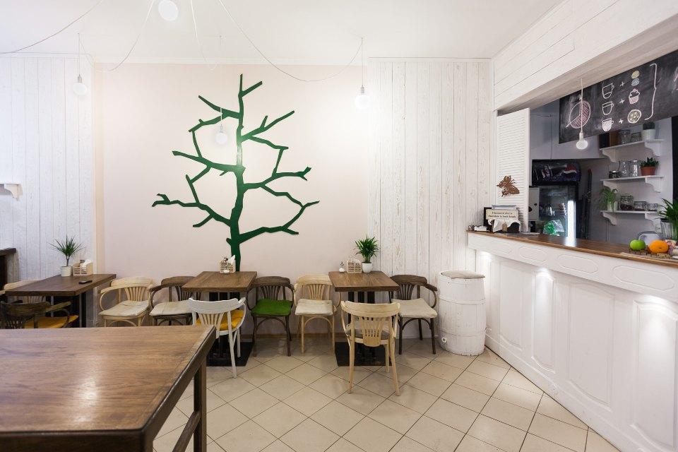 Новое место: Кондитерская Big Cake Cafe на Рубинштейна. Изображение № 7.