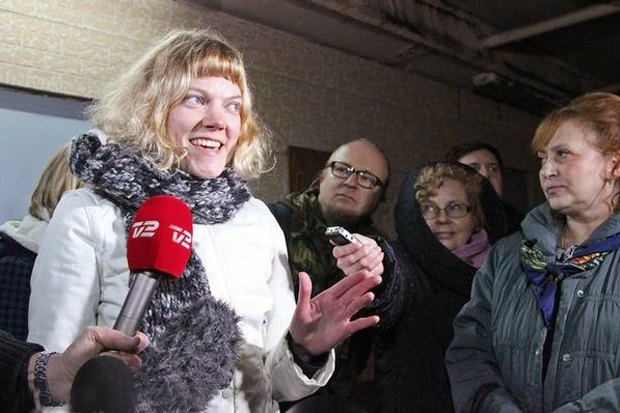 «В камере я много танцевала»: Активистка Arctic Sunrise о загрязнении Арктики и российской тюрьме. Изображение № 5.