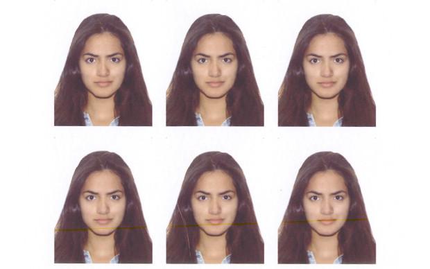 Эксперимент The Village: Как фотографируют на паспорт. Изображение № 12.