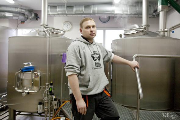 Репортаж: Как варят пиво в частной московской пивоварне. Изображение № 18.