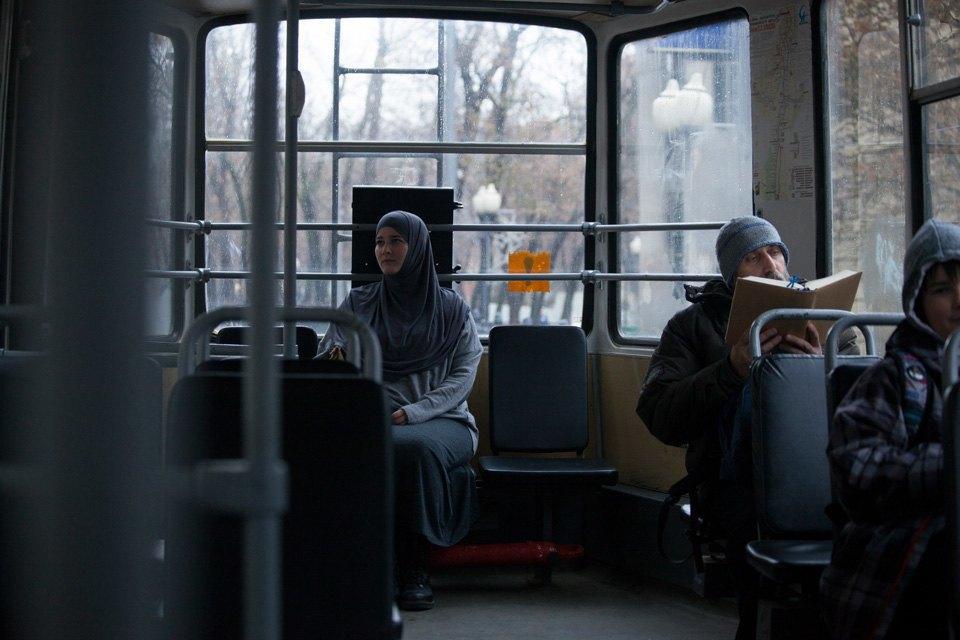 Как я неделю носила хиджаб в Москве. Изображение № 3.