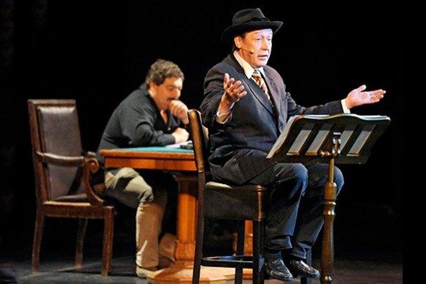 Этим вечером: «Господин хороший», театральные уроки и последний показ в Таврическом. Изображение № 5.