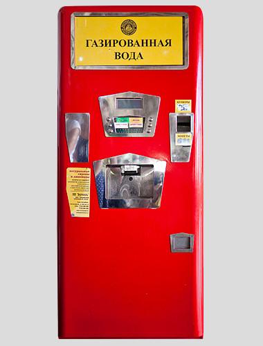 Коробка передач: 13 торговых автоматов. Изображение № 5.