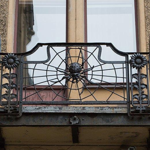 Я живу в доходном доме Лидваль (Петербург). Изображение № 10.