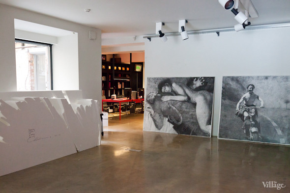 Офис недели: Marina Gisich Gallery (Петербург). Изображение № 5.