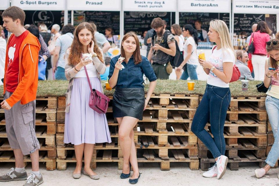 Как прошёл юбилейный Городской маркет еды. Изображение № 26.