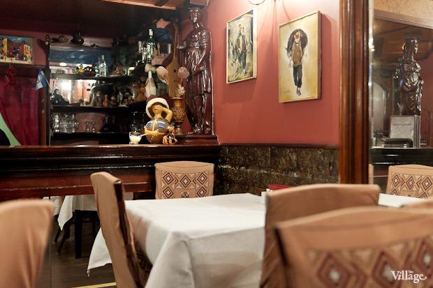 Все свои: Грузинское кафе «Сакартвело». Изображение № 4.