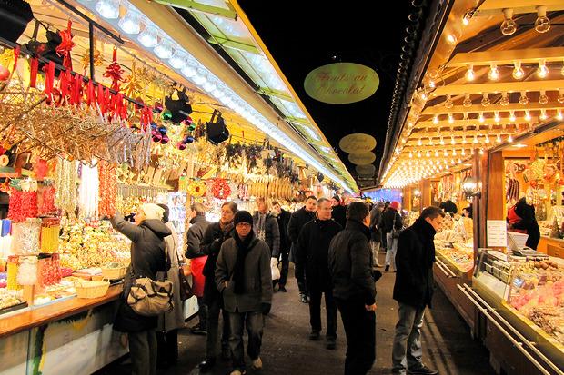 В Москве впервые проведут Страсбургскую рождественскую ярмарку. Изображение № 3.