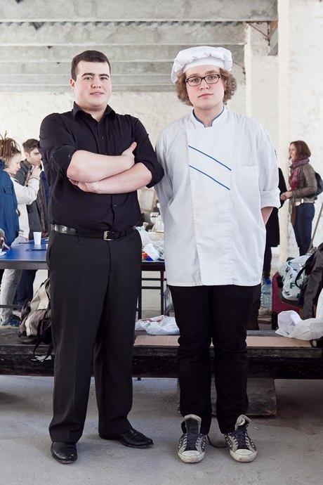 Люди в городе: Участники тестового ресторанного дня вПетербурге. Изображение № 31.