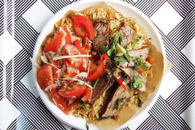 На «Таганской» открылось кафе узбекской кухни «Выпечка и плов» . Изображение № 3.