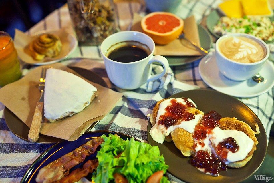 Пока ты спал: Ранние завтраки в Петербурге. Изображение № 18.
