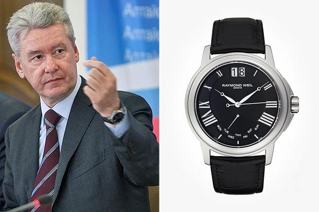 Есть вопрос: «Сколько стоят часы Сергея Собянина?». Изображение № 5.