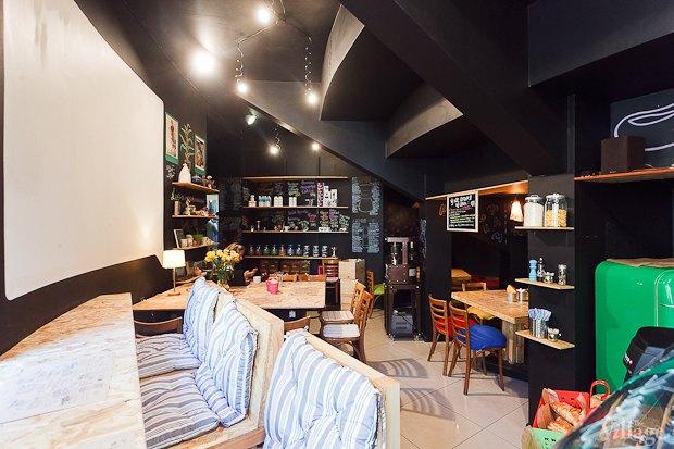 Новое место: Кофейня «ДоМоД». Изображение № 2.