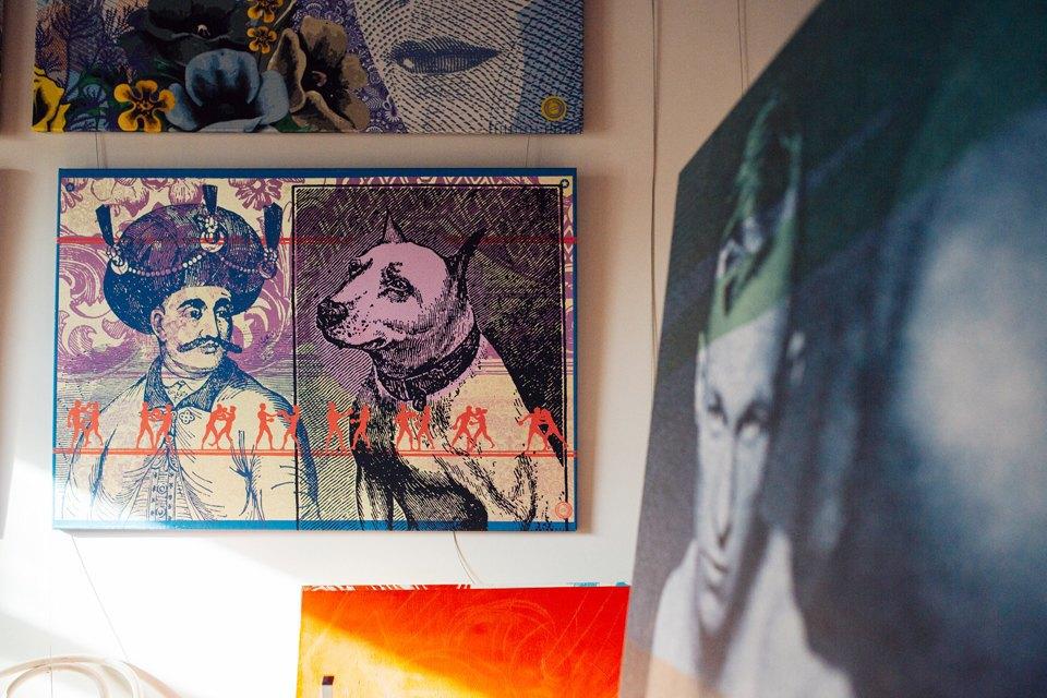 Как дизайнеры стали делать плакаты для дома. Изображение № 2.