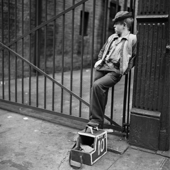 В Мультимедиа Арт Музее открылась выставка фотографий Стэнли Кубрика. Изображение № 12.