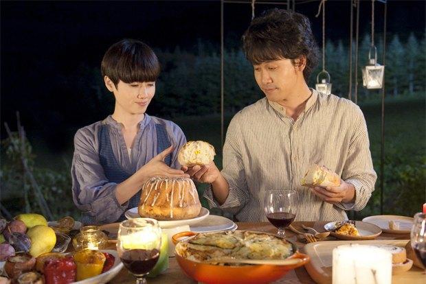 Фильм «Хлеб счастья»: Оставить работу вТокио ради пекарни наозере . Изображение № 1.