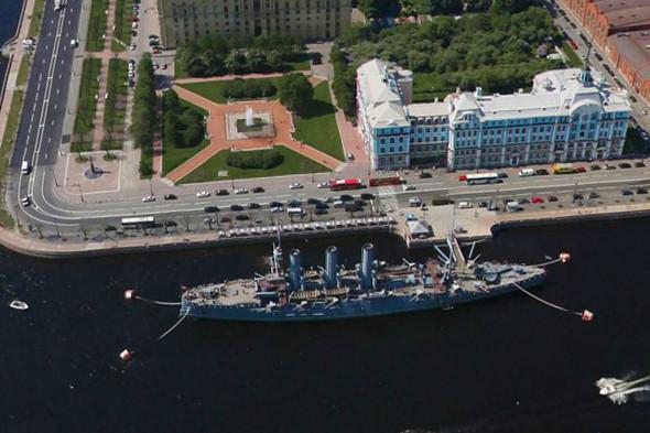 «Яндекс» снял панорамы Петербурга с воздуха. Изображение № 4.