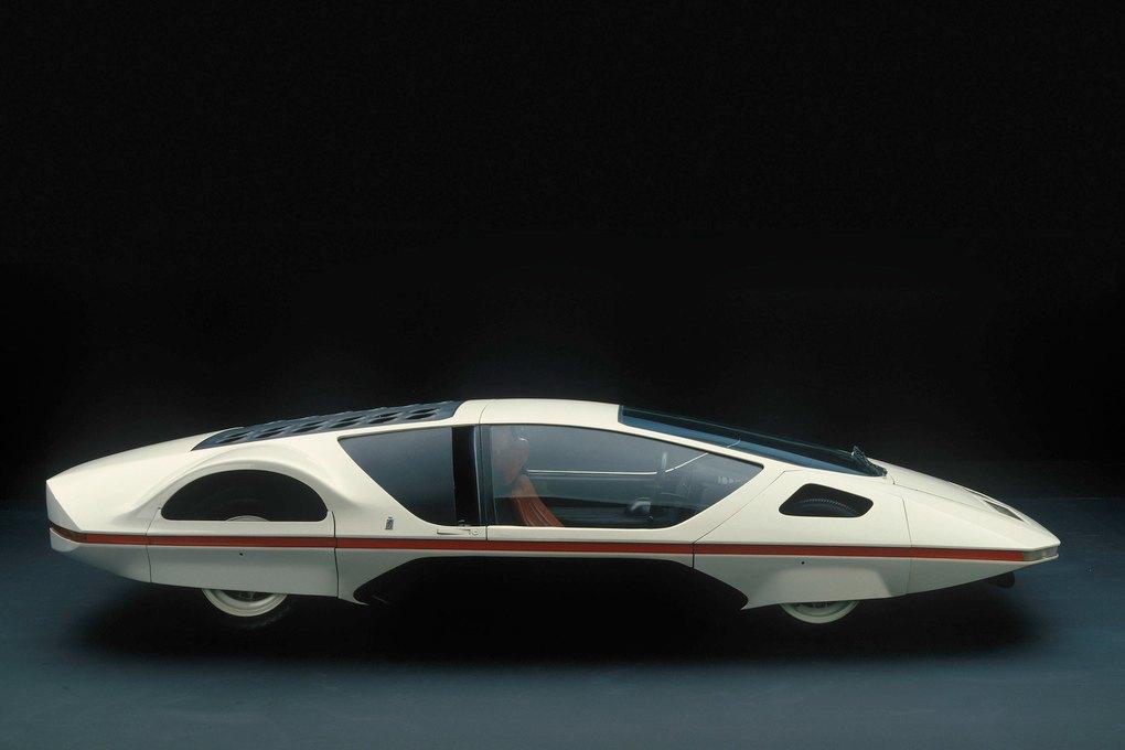 Фото дня: Футуристические автомобили на выставке Dream Сars. Изображение № 3.