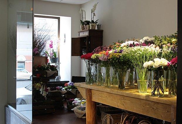 Наулице Марата открылся цветочный магазин Joy. Изображение № 2.
