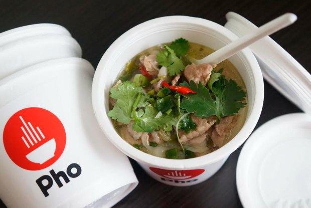 Вьетнамская кухня в Pho, четвёртое кафе «Рецептор», кофейня Cultura Coffee. Изображение № 1.