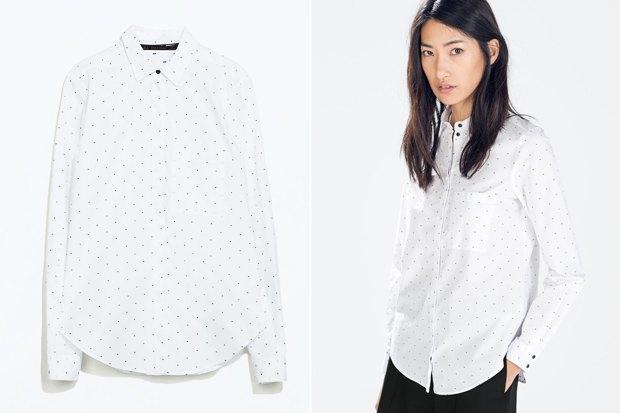 Где купить женскую рубашку: 9вариантов отодной до35тысяч рублей. Изображение № 5.