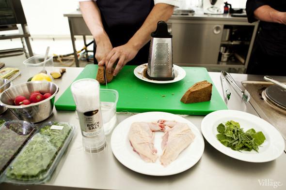 Omnivore Food Festival: Андрей Рывкин готовит карри из петуха на монастырском квасе. Изображение № 7.