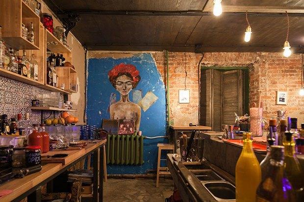 7 баров, кафе иресторанов, открывшихся вфеврале . Изображение № 3.