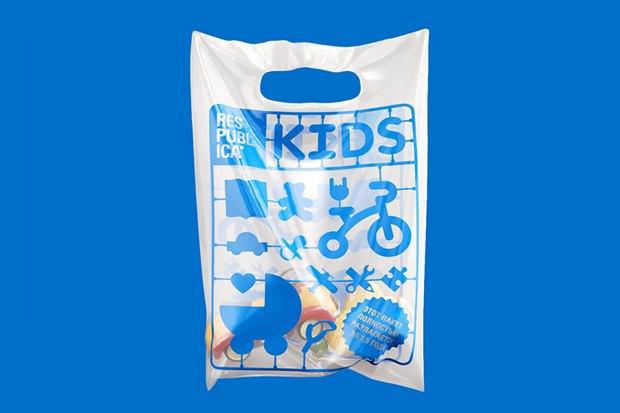 Firma разработали фирменный стиль для магазинов Respublica Kids. Изображение № 1.