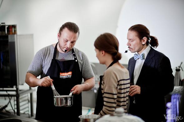 Omnivore Food Festival: Иван Шишкин готовит пеммикан и черемуховые полбяные пряники. Изображение № 11.