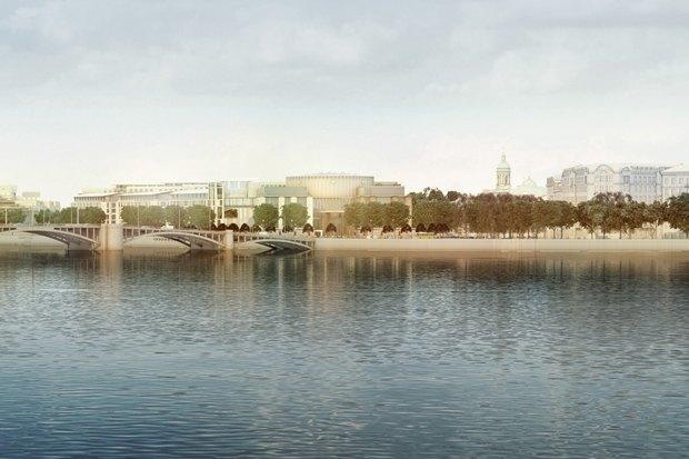 Суд идёт: четыре проекта квартала на месте «Набережной Европы». Изображение № 15.