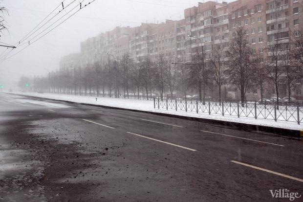 Фоторепортаж: Прорыв труб на «Приморской». Изображение № 2.