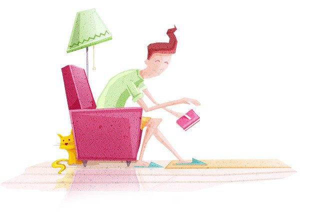 Домпросвет: Как увеличить домашнее пространство. Изображение № 11.