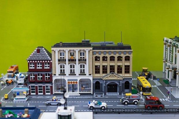 Фото дня: Как выглядит музей Lego в Петербурге. Изображение № 3.