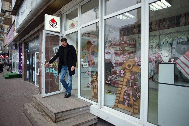 Испанский немецкий: Места для покупок. Изображение № 29.