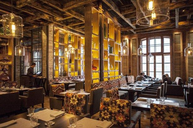 Интерьер обновленного ресторана «Шинок». Изображение № 17.
