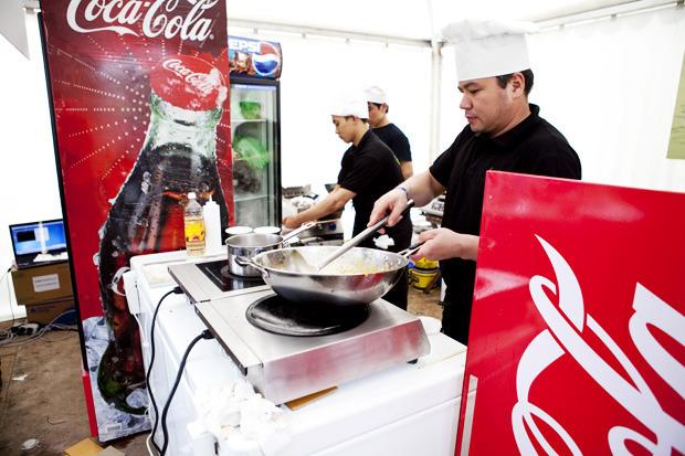 Полевая кухня: Уличная еда на примере Пикника «Афиши». Изображение № 103.